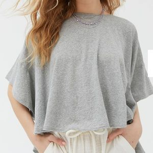 UO Out From Under Simone Slouchy Tee